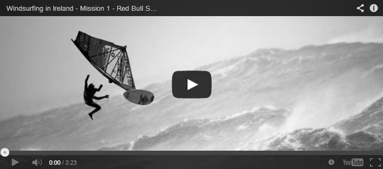 The Red Bull Storm Chase - mission #1 Ireland